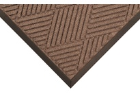 NoTrax 168S0410BR 168 Opus 4X10 Brown Opus is part of the AquaTRU series of entrance mats that offer truer size options for a better value. Intended for use in medium to heavy traffic areas the non-directional diamond pattern of Opus aggre