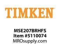 TIMKEN MSE207BRHFS Split CRB Housed Unit Assembly
