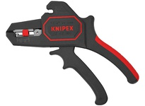 Kniplex 12 62 180 7 1/4 AUTOMATIC WIRE STRIPPER-AWG 10-24