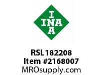INA RSL182208 Cylindrical roller bearing