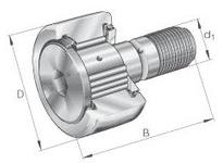 INA KRV80PP Stud type track roller