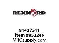 REXNORD 81437511 HP7956B-15 T2P CW HP7956B 15 INCH WIDE MATTOP CHAIN M