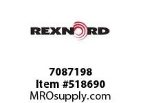 REXNORD 7087198 N001 BOLT KIT NEPT MTR MT