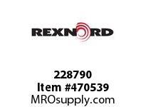 REXNORD 6784281 228790 125.S52.HUB CB