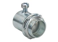"""Bridgeport 230-DCI2 1/2"""" set screw connector insluated"""