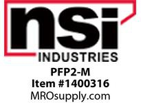 NSI PFP2-M T-Stat Only mounted in TCS Plastic Housing 240V only