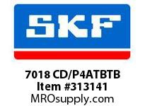 SKF-Bearing 7018 CD/P4ATBTB