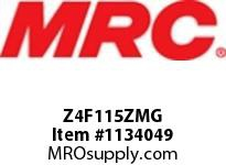 MRC Z4F115ZMG PILLOW BLOCK WASH DOWN
