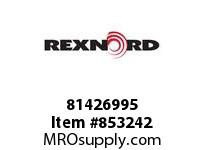 REXNORD 81426995 BSM7705-15 MTW BSM7705 15 INCH WIDE MOLDED-TO-WIDT