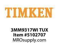 TIMKEN 3MM9317WI TUX Ball P4S Super Precision