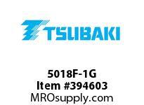 US Tsubaki 5018F-1G 5018 1 7/16 FIN. BORE