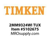 TIMKEN 2MM9324WI TUX Ball P4S Super Precision