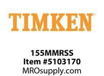 TIMKEN 155MMRSS Split CRB Housed Unit Component