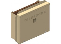 Orbit UM1100-PH-GB MODULAR INTERFACE PHONE BOX W/ GRND BAR