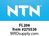 NTN FL206 CAST HOUSINGS