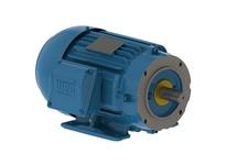 WEG 00118ST3QIE143TC-W22 1HP 1800 3 60 460V IEEE-841