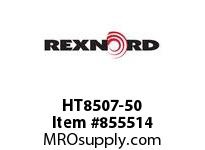 REXNORD HT8507-50 HT8507-50 HT8507 50 INCH WIDE MATTOP CHAIN WI
