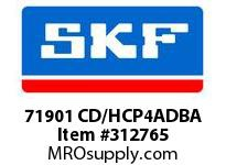SKF-Bearing 71901 CD/HCP4ADBA