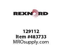 REXNORD 129112 20-GC6020-02 IDL*FLAT STL 4.25RISE F/S