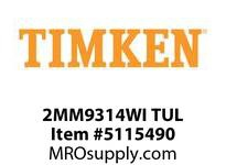 TIMKEN 2MM9314WI TUL Ball P4S Super Precision