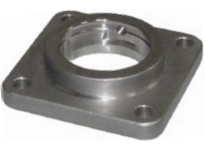 EDT ZY4AD8-1 STAINLESS BALL SOLUTION(R) 4-BOLT FLG