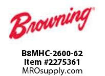 Browning B8MHC-2600-62 PANTHER BELTS