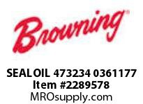 Browning SEALOIL 473234 0361177 RENEWAL PARTS USGM