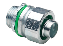 """Bridgeport 430-SLTI 1/2"""" FE liquid tight connector insulated"""