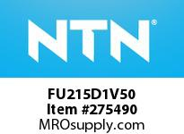 NTN FU215D1V50 CAST HOUSINGS