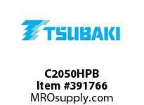 US Tsubaki C2050HPB C2050 HOLLOW PIN LG