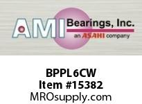 AMI BPPL6CW 30MM NARROW SET SCREW WHITE PILLOW PILLOW BLK W/O.CS