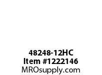 WireGuard 48248-12HC 48x24x8 NEMA TYPE 12