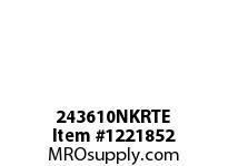 WireGuard 243610NKRTE NEMA TYPE-3R RAINTIGHT SCREW COVER
