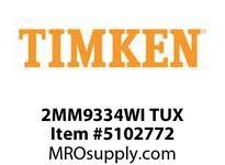 TIMKEN 2MM9334WI TUX Ball P4S Super Precision