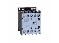 WEG CWC07-01-30V24 MINI CONT 7A 1NC 208-240VAC Contactors