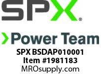 SPX BSDAP010001 TWSD/Dura-Lite 1 Reaction Arm Pad
