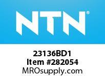 NTN 23136BD1 LARGE SIZE SPHERICAL BRG