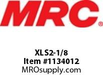 MRC XLS2-1/8 SINGLE ROW BALL BRGS