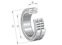 INA SL024868 Cylindrical roller bearing-full com