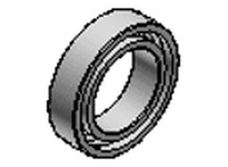 NTN 6236MC3 Large Size Ball Bearings