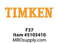 TIMKEN F37 Split CRB Housed Unit Component