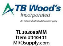 TBWOODS TL303080MM TL3030X80MM TL BUSHING