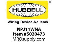 HBL_WDK NPJ11WNA WLPLT M-SIZE1-G.406^ OPNGBOX MTWHITE
