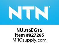 NTN NU315EG15 Cylindrical Roller Bearings