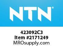 NTN 423092C3 Extra Large Size Cylindrical R