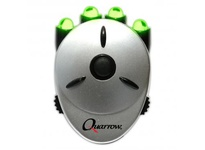 NEBO 5065 Quarrow Clip-On Cap-Light w/Green L