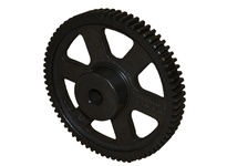 C868 Spur Gear 14 1/2 Degree Cast Iron