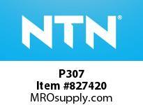 NTN P307 Bearing Units - Cast Housing