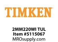 TIMKEN 2MM220WI TUL Ball P4S Super Precision