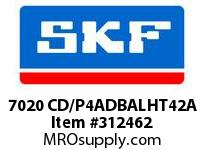 SKF-Bearing 7020 CD/P4ADBALHT42A